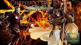 Marvel Avengers Alliance: Season 2 Chapter 12 - Epic Boss Odin