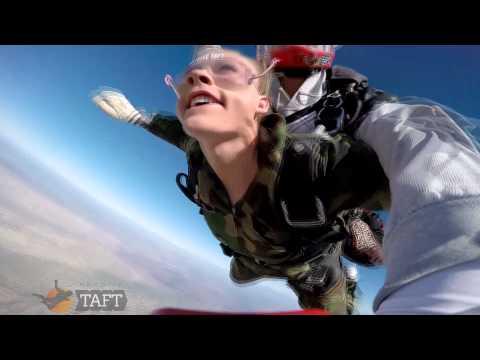 Jenni B Skydive Taft
