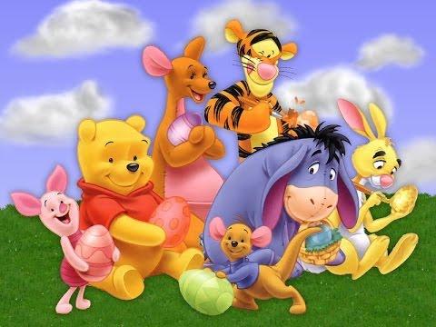 Винни Пух - Медвежонок Винни и его друзья. 1 серия Игра ...