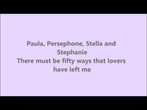 Carol Brown - Flight Of The Conchords Lyrics