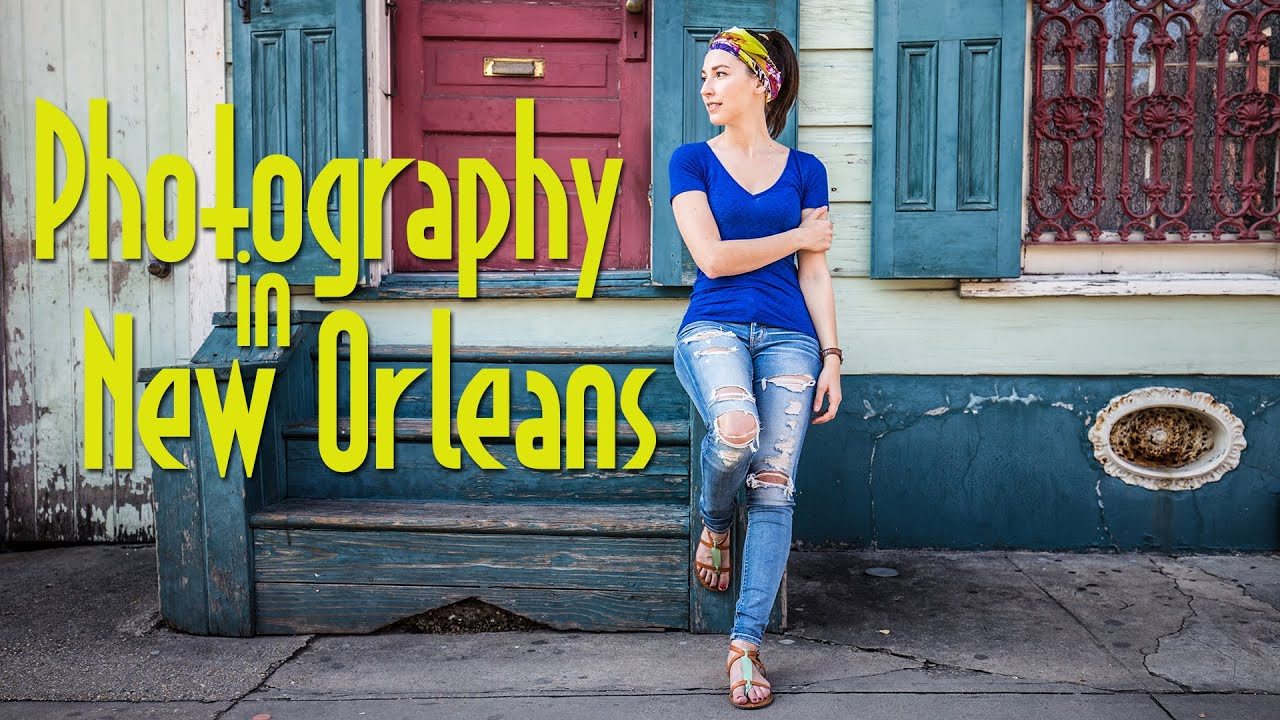 Travel Photography In New Orleans