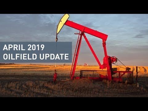 April 2019 Oil & Gas Update