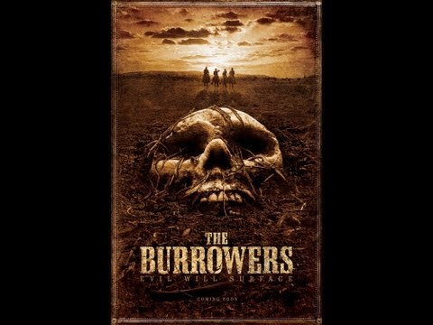 31 Days of Horror :The Burrowers