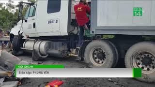 Kết luận vụ tai nạn làm 13 người chết: Lỗi do xe rước dâu | VTC14