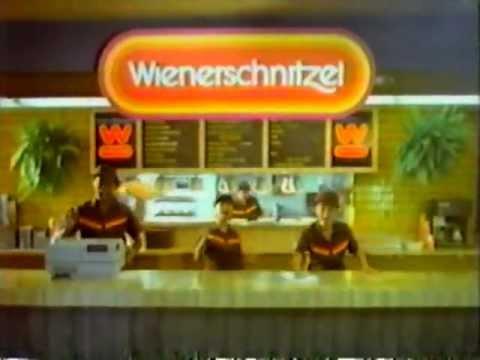 1984 Weinerschnitzel Commercial (with Reggie Jackson)