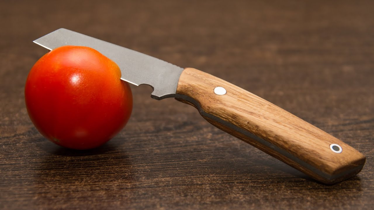 Making a knife from an old circular saw blade youtube keyboard keysfo Choice Image