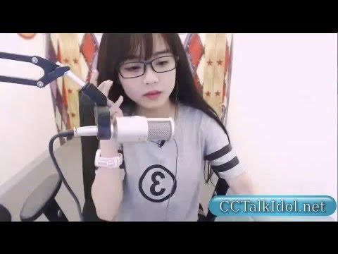 Bài Học Tình Yêu - hot girl Lương Ái Vi ccTalk giảng về t/y cho Fan