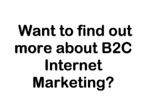 B2C Internet Marketing: How To Promote Your Website And Boost Traffic