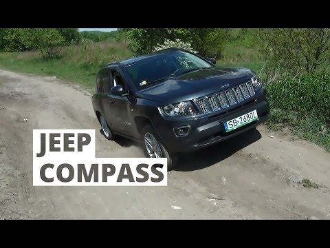 Jeep Compass 2.0 156 KM, 2014 - test AutoCentrum.pl #079