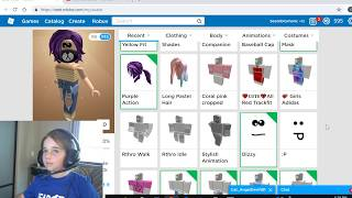 Roblox SHOPPING SPREE (viewers help me Decide) :3