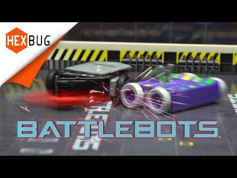 HEXBUG BattleBots - Commercial