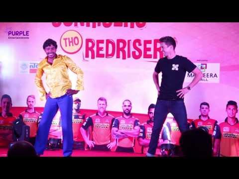 Trent  Boult funny dance performance |SUNRISERS HYDERABAD -PURPLE ENTERTAINMENTS