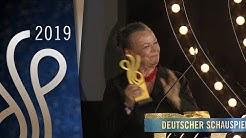 """Ursula Werner - Preisträgerin """"Schauspielerin in einer komödiantischen Rolle"""""""