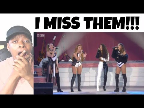 Little Mix - Wings (One Love Manchester) Reaction!!