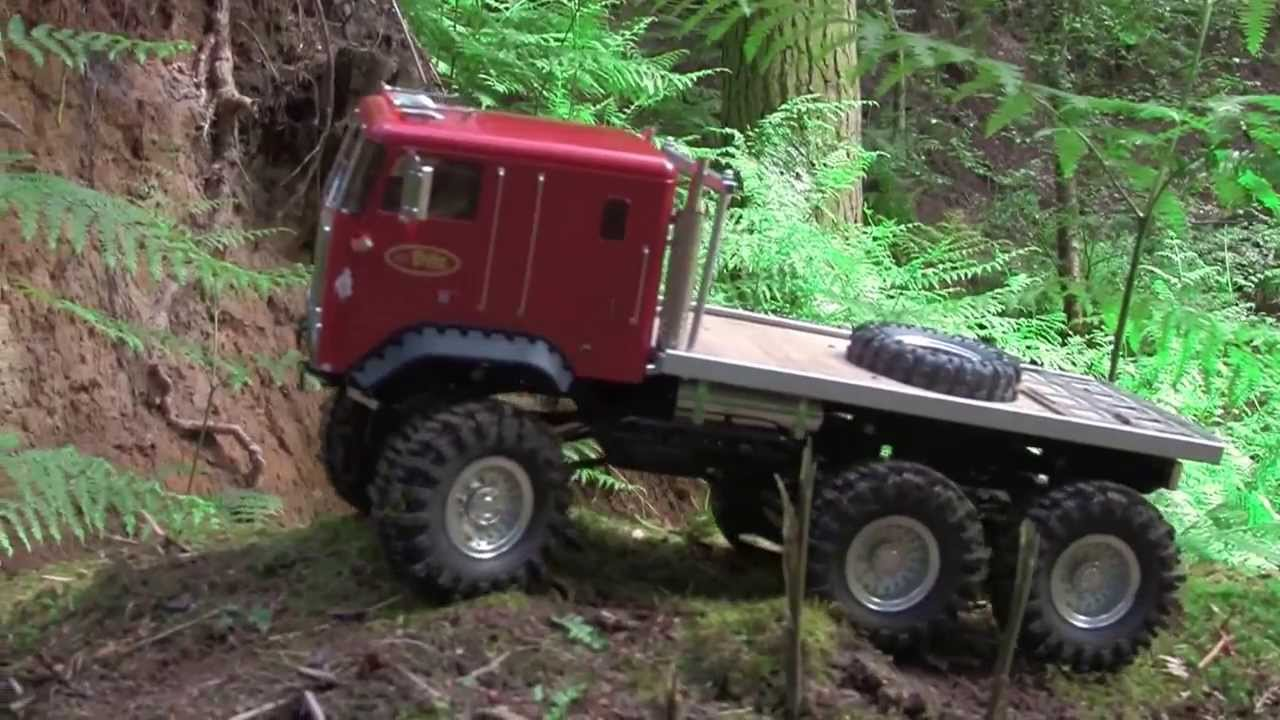 Rc4wd The Beast 6x6 Scaler Truck At Northants Scalers Rc