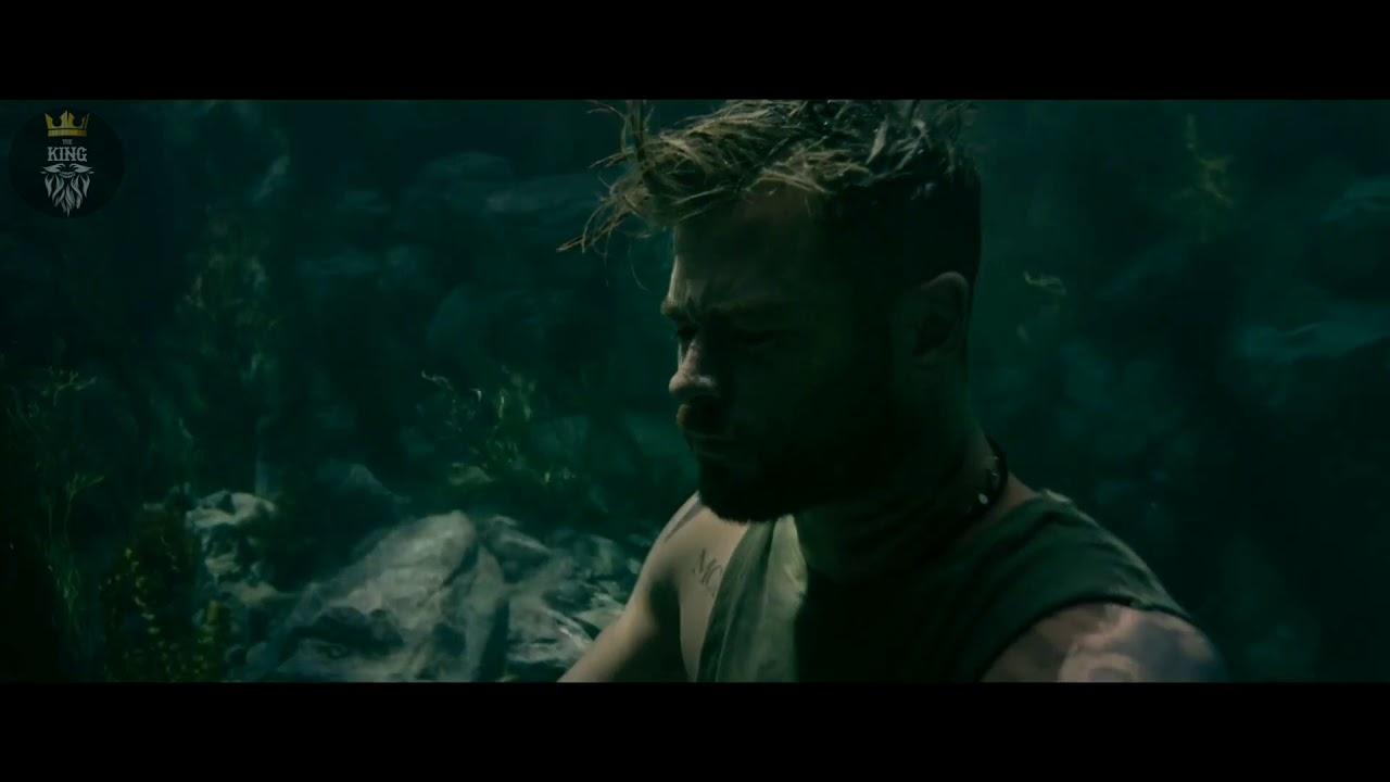 Extraction Chris Hemsworth Underwater Breath Holding Skill Youtube