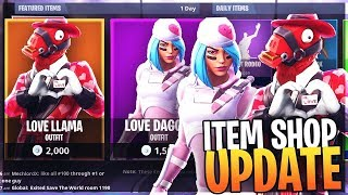 *NEW* FORTNITE ITEM SHOP COUNTDOWN! February 11th New Skins! - Fortnite Battle Royale
