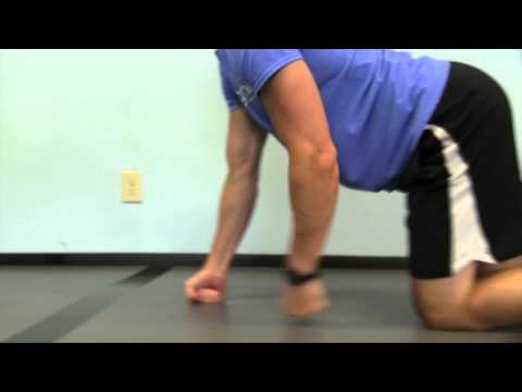 How to Deal with Wrist Pain When Crawling