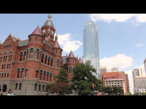 """eScapes TV - Dallas, Texas relaxation video - featuring Alexander Zonjic's """"Top Down"""""""