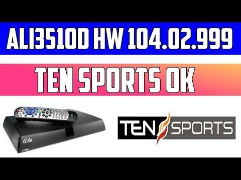 Ali3510D HW 104 02 999||Tiger TG 2020||Ten Sports Ok||Crazy Receivers