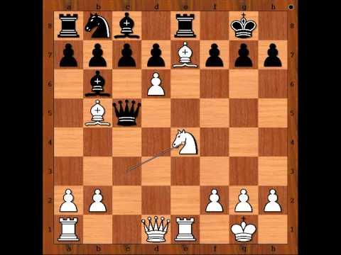 The King Hunt: Grossbach vs Emerich  - Vienna 1899