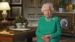 Queen Elizabeth urges strength, discipline in COVID-19 address