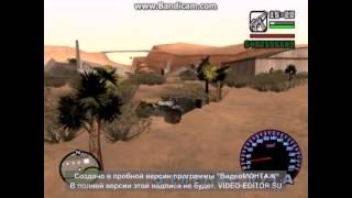 GTA San Andreas тест Flipper Car из форсажа 6