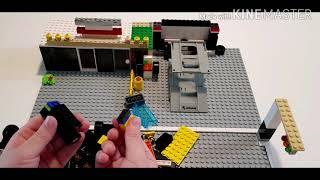 《갓김치 YouTube》 레고로 정비소 만들기!   《…