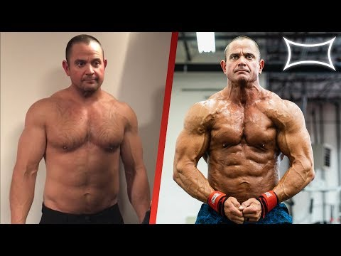 BEFORE AND AFTER BODYBUILDING TRANSFORMATION ft. Hany Rambod