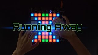 Tobu & Marcus Mouya - Running Away (Launchpad MK2 Cover) [Project File]