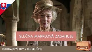 Agatha Christie - Slečna Marplová zasahuje (rozhlasová hra / 1985 / slovensky)