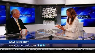 StatWizards featured on Worldwide Business with kathy ireland®