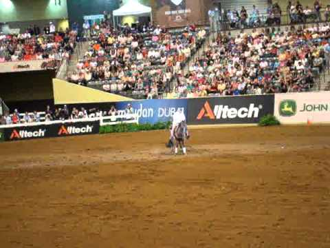 Kyle Pete Reining to I'm Still a Guy at the 2010 W...
