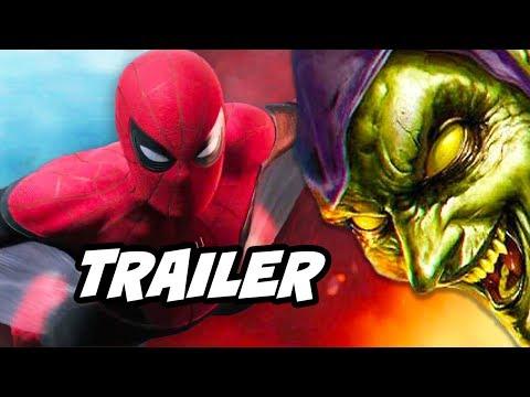 Spider-Man Far From Home Trailer – Sinister Six Easter Egg Scenes Breakdown