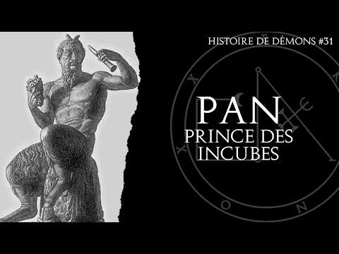 PAN, Divinité De La Nature Et Prince Des Incubes - Histoire De Démons 33