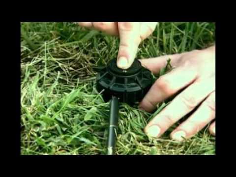 Sproei Installatie Tuin : Sproei installatie aanleggen met rainbird pop up sproeier