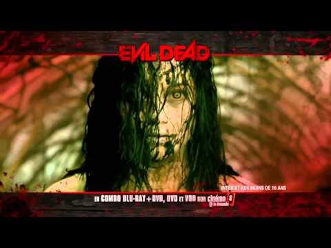"""Vidéo Spot TV """"EVIL DEAD"""".(Voix Grave posée)."""