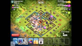 Clash Of Clans 500 witches attack attack #1 player in the world (Hack) not Developer Ipad