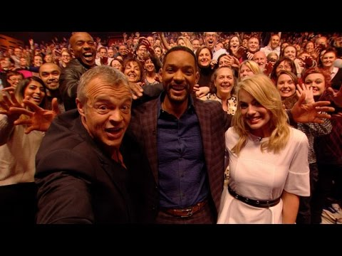Will Smith's group selfie - The Graham Norton Show: Series 16 Episode 20 - BBC One