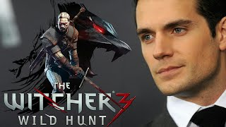 Henry Cavill Wants to Star in Netflix's The Witcher Adaptation