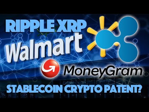 Ripple XRP: Could Walmart's Cryptocurrency Challenge The