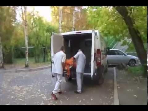 Служба перевозки лежачих больных в Иркутске