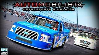 AUTOMOBILISTA - NASCAR TRUCK EM TEXAS MOTOR SPEEDWAY
