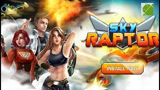 Sky Raptor Space Invaders - Android Gameplay FHD