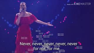 Never Enough by Loren Allred (Lyrics & Video)