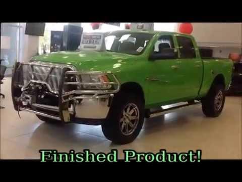 ram 2500 transformation at oxmoor chrysler dodge jeep ram louisville ky youtube. Black Bedroom Furniture Sets. Home Design Ideas