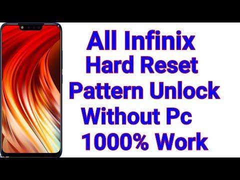 hard reset infinix..