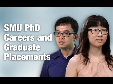 SMU PhD Careers and Graduate Placements