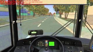OMSI 2 Joyride #130 - Great Grundorf 2 - Many rounds of Route 70E - OMSI The Bus Simulator
