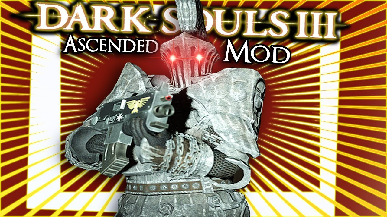 The Return Of POISE - DS3 Ascended Mod Funny Moments (PART 2)